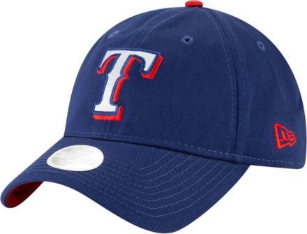 New Era Women  39 s Texas Rangers 9Twenty Bow Back Adjustable Hat 17c863280e