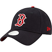 New Era Women's Boston Red Sox 9Twenty Bow Back Adjustable Hat