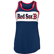 New Era Women's Boston Red Sox Tri-Blend Tank