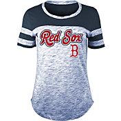 New Era Women's Boston Red Sox Space Dye T-Shirt