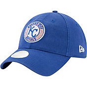 New Era Women's Kansas City Royals 9Twenty Patched Sparkle Adjustable Hat