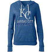 New Era Women's Kansas City Royals Pullover Hoodie