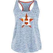 New Era Women's Houston Astros Space Dyed Tank