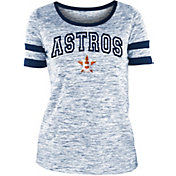 New Era Women's Houston Astros Space Dyed T-Shirt