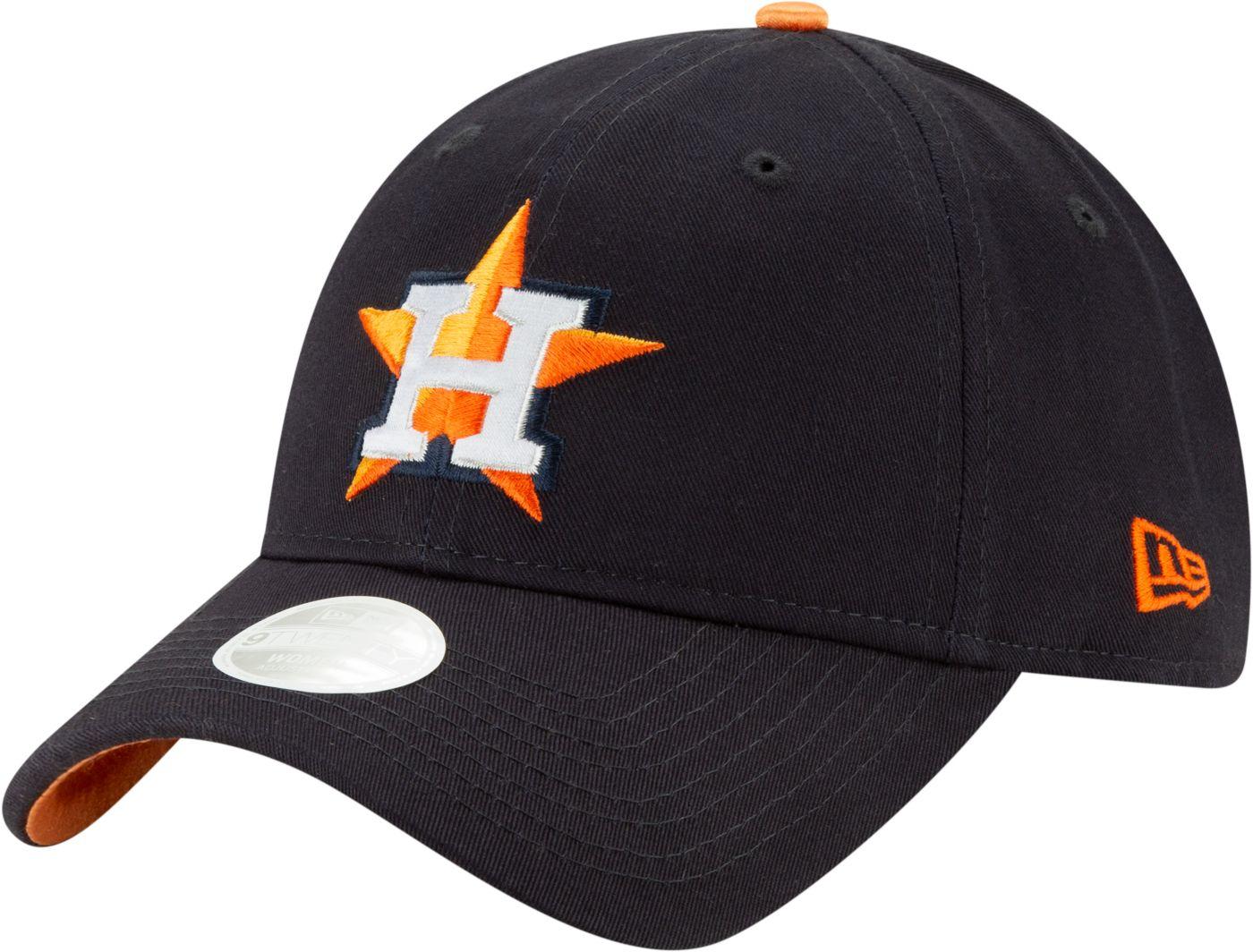 New Era Women's Houston Astros 9Twenty Bow Back Adjustable Hat