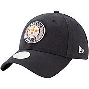 New Era Women's Houston Astros 9Twenty Patched Sparkle Adjustable Hat