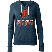 New Era Women's Detroit Tigers Pullover Hoodie