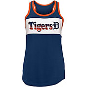 New Era Women's Detroit Tigers Tri-Blend Tank