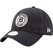 New Era Women's Detroit Tigers 9Twenty Patched Sparkle Adjustable Hat