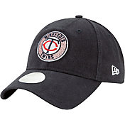 New Era Women's Minnesota Twins 9Twenty Patched Sparkle Adjustable Hat
