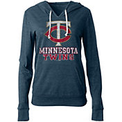 New Era Women's Minnesota Twins Pullover Hoodie