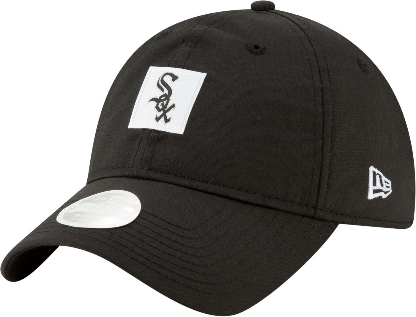 New Era Women's Chicago White Sox 9Twenty Sleekest Fan Adjustable Hat