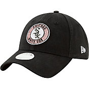New Era Women's Chicago White Sox 9Twenty Patched Sparkle Adjustable Hat