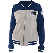 New Era Women's New York Yankees Full-Zip Hoodie
