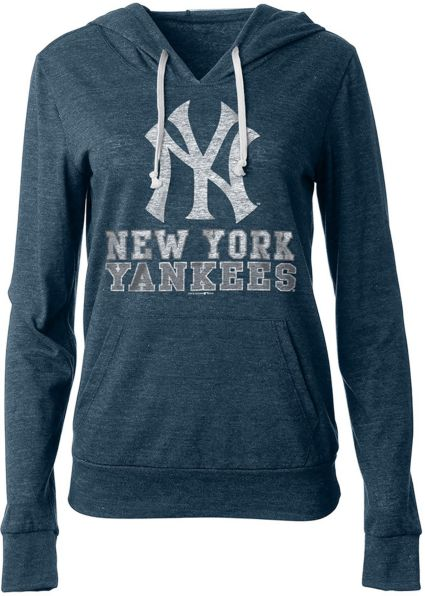 New Era Women s New York Yankees Pullover Hoodie. noImageFound 8961be7f8