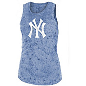 New Era Women's New York Yankees Washed Tank