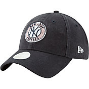 New Era Women's New York Yankees 9Twenty Patched Sparkle Adjustable Hat