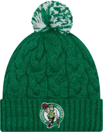 ... wholesale new era womens boston celtics cozy knit hat 9a78d 7744c ... 0162a170bd98