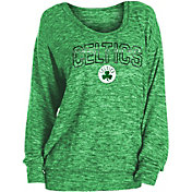 New Era Women's Boston Celtics Long Sleeve Sweater