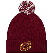 New Era Women's Cleveland Cavaliers Cozy Knit Hat