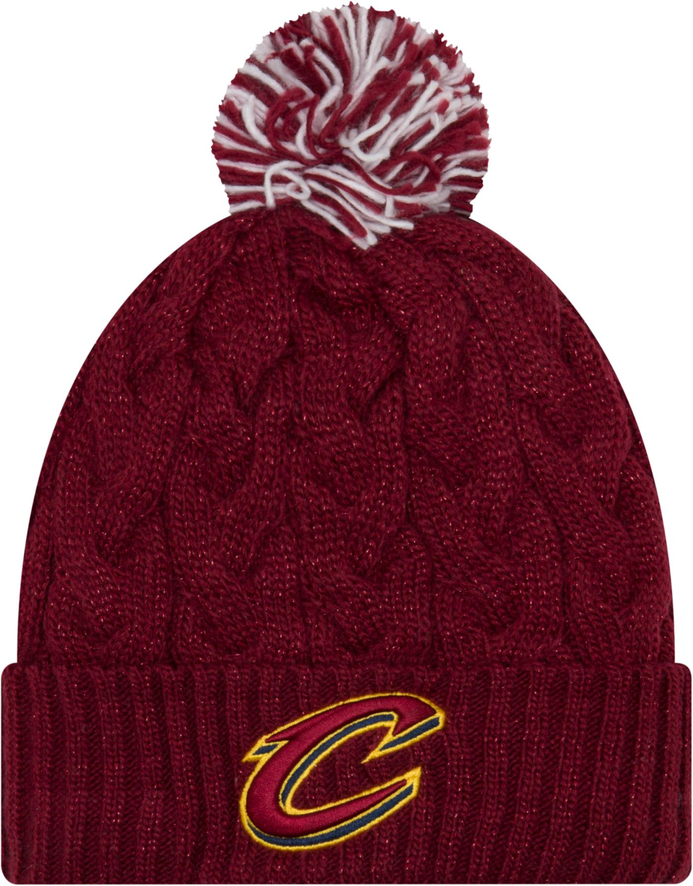 New Era Women's Cleveland Cavaliers Cozy Knit Hat