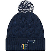 New Era Women's Utah Jazz Cozy Knit Hat