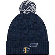 e8c9f7cd4198 Product Image · New Era Women s Utah Jazz Cozy Knit Hat