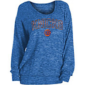 New Era Women's New York Knicks Long Sleeve Sweater