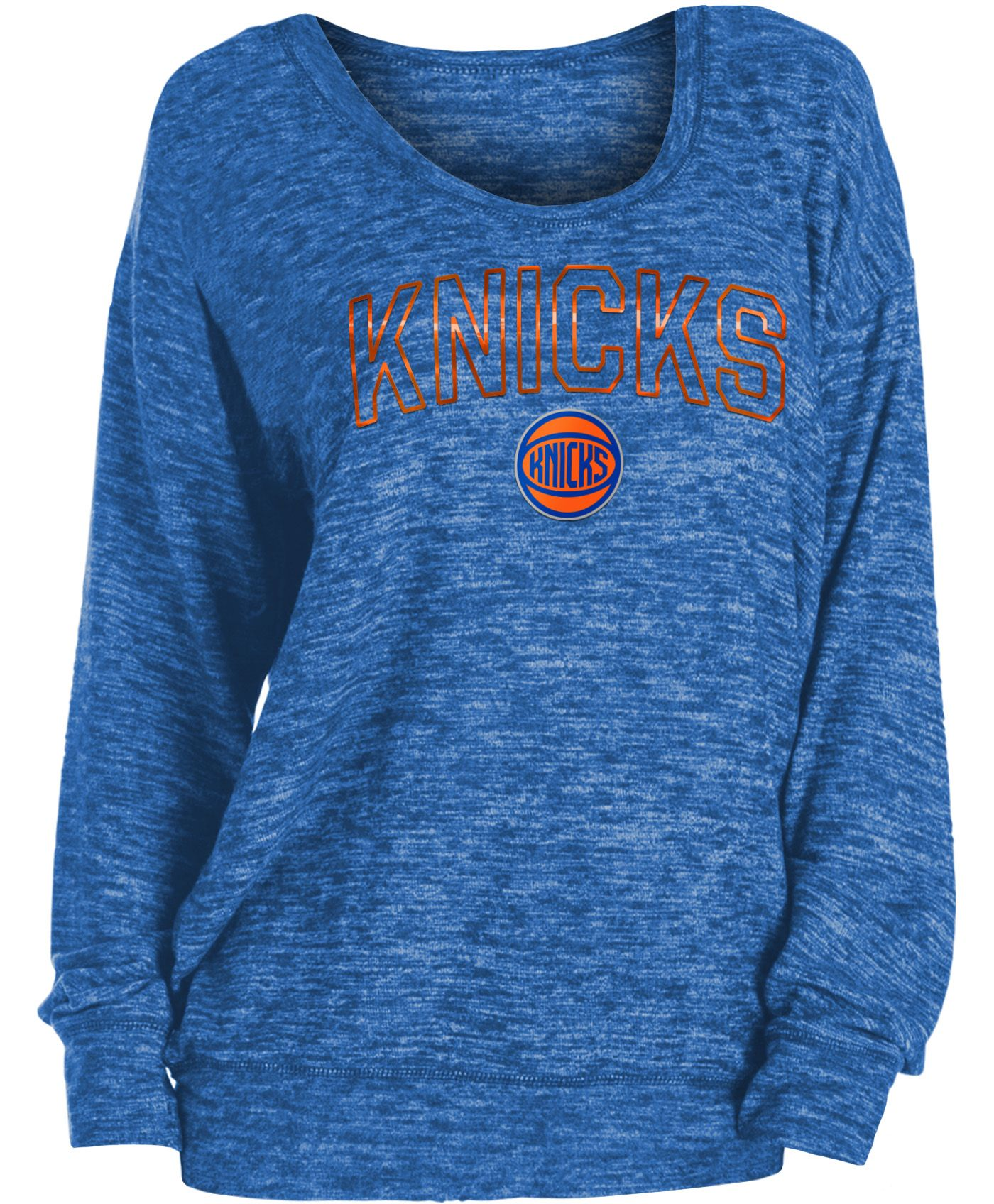 New Era Women's New York Knicks Long Sleeve Sweater