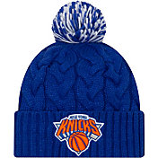 New Era Women's New York Knicks Cozy Knit Hat