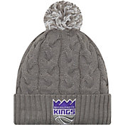 New Era Women's Sacramento Kings Cozy Knit Hat