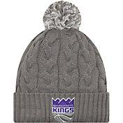 New Era Women's Sacramento Kings Cozy Knit Hat