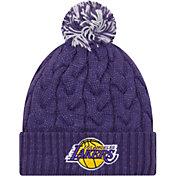 c3bcd9c8670 Product Image · New Era Women s Los Angeles Lakers Cozy Knit Hat