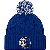 New Era Women's Dallas Mavericks Cozy Knit Hat