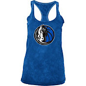 New Era Women's Dallas Mavericks Mineral Tank