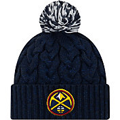 New Era Women's Denver Nuggets Cozy Knit Hat