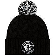New Era Women's Brooklyn Nets Cozy Knit Hat