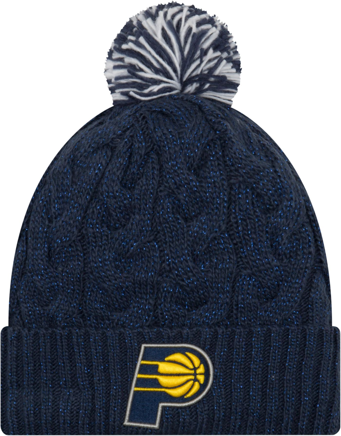 New Era Women's Indiana Pacers Cozy Knit Hat