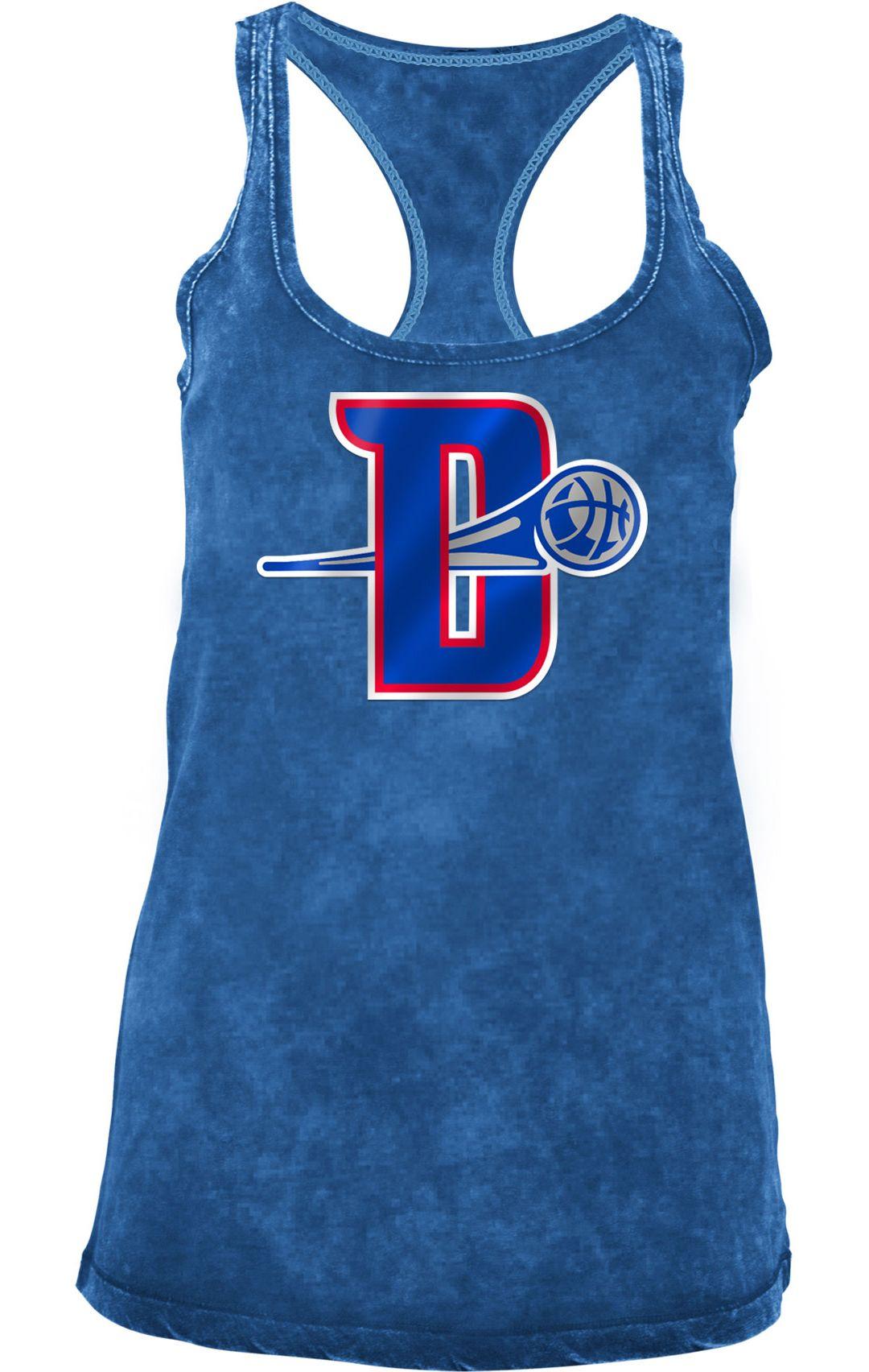 online store c5fd8 3cfe5 New Era Women's Detroit Pistons Mineral Tank