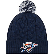 New Era Women's Oklahoma City Thunder Cozy Knit Hat