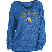 New Era Women's Golden State Warriors Long Sleeve Sweater