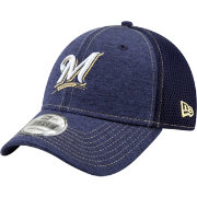 New Era Youth Milwaukee Brewers 9Forty Team Tread Adjustable Hat