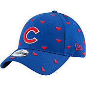 New Era Youth Chicago Cubs 9Twenty Lovely Fan Adjustable Hat