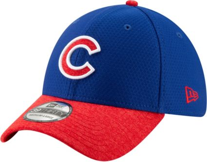 New Era Youth Chicago Cubs 39Thirty Pop Shadow Stretch Fit Hat. noImageFound 8f8a8b0be88