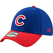 New Era Youth Chicago Cubs 39Thirty Pop Shadow Stretch Fit Hat