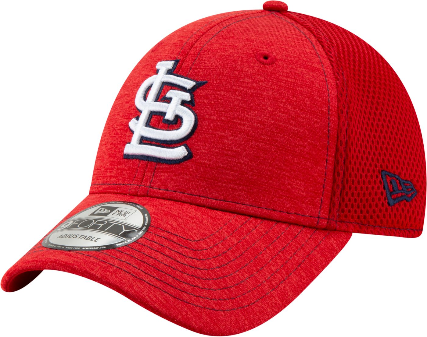 New Era Youth St. Louis Cardinals 9Forty Team Tread Adjustable Hat