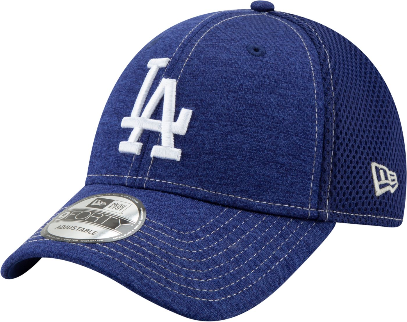 New Era Youth Los Angeles Dodgers 9Forty Team Tread Adjustable Hat
