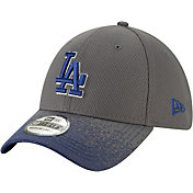New Era Youth Los Angeles Dodgers 39Thirty Blur Visor Stretch Fit Hat