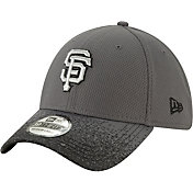 New Era Youth San Francisco Giants 39Thirty Blur Visor Stretch Fit Hat