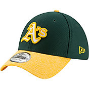 New Era Youth Oakland Athletics 39Thirty Pop Shadow Stretch Fit Hat